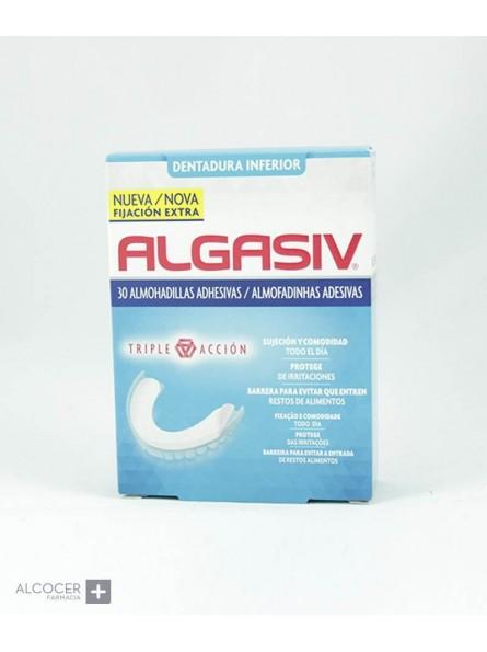 ALGASIV INFERIOR 30 UNDS.