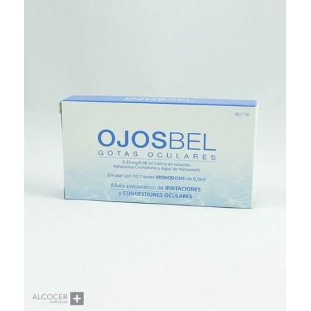 OJOSBEL 0,3 mg/ml + 0,08 ml/ml COLIRIO EN SOLUCI
