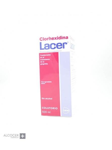 LACER CLORHEXIDINA 0.12% COLUTORIO 500 ML