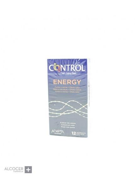 CONTROL ENERGY 12 PRESERVATIVOS