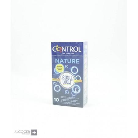 CONTROL NATURE EASY WAY 10 PRESERVATIVOS (NP+)