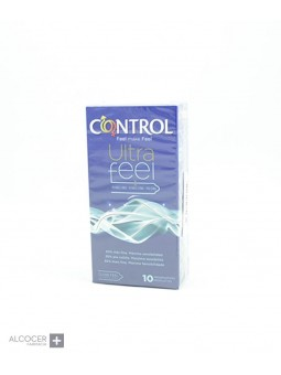 CONTROL ULTRAFEEL 10 PRESERVATIVOS