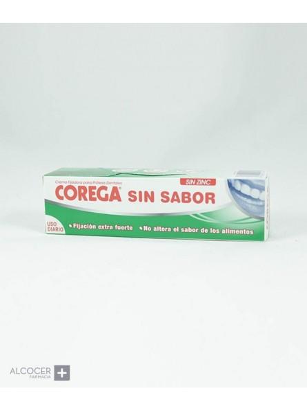 COREGA EXTRA FUERTE SIN SABOR 40 GR