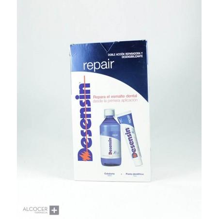 DESENSIN REPAIR PACK COLUTORIO 500 ML+PASTA75 ML