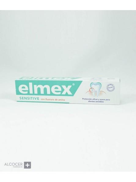 ELMEX FLUOR SENSIT PLUS PAST75