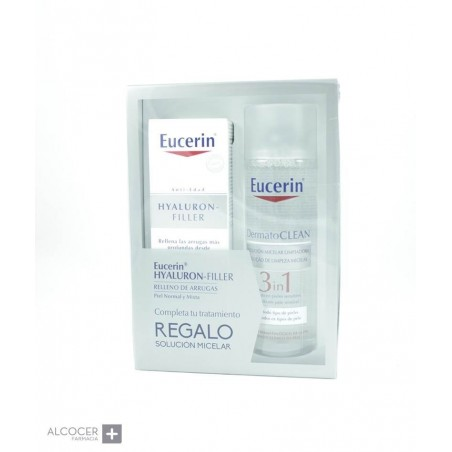 EUCERIN HYALURON-FILLER DIA NORMAL/MIXTA 50 ML