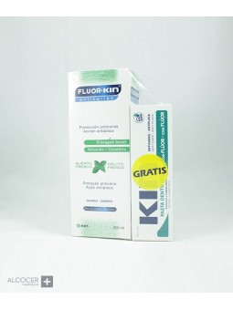 KIN FLUOR-KIN COLUTORIO MENTA 500 ML