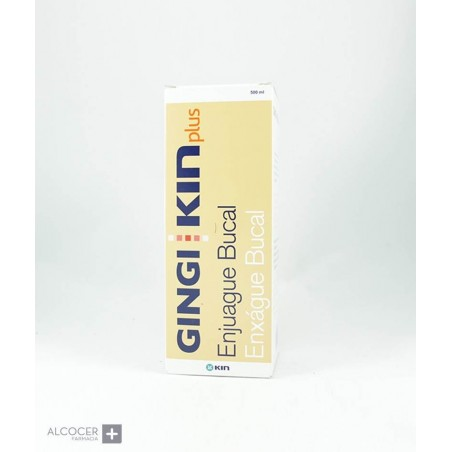 KIN GINGI KIN B5 ENCIAS COLUTORIO 500 ML
