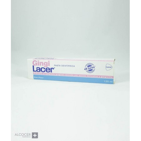 LACER GINGILACER PASTA DENTIFRICA 125 ML
