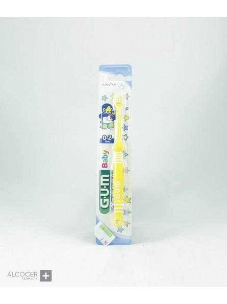 GUM BABY CEPILLO 0-2 AÑOS MONSTRUOS