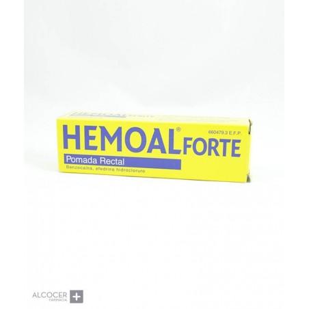 HEMOAL FORTE POMADA RECTAL 1 TUBO 50 g