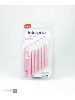 INTERPROX PLUS NANO 6 CEPILLO