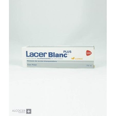 LACER BLANC PLUS D-CITRUS PASTA 75 ML