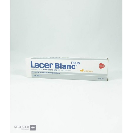 LACER BLANC PLUS D-CITRUS PASTA 125 ML