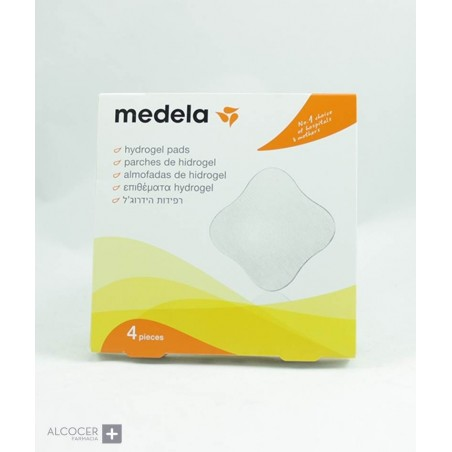 MEDELA PARCHES HIDROGEL 4 U NP+