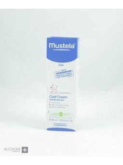 MUSTELA COLD CREAM BEBE 40ML NP+