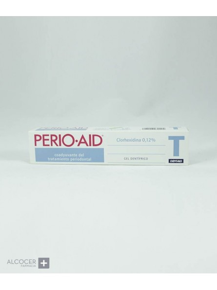 PERIO AID TRATAMIENTO GEL DENTAL 75 ML