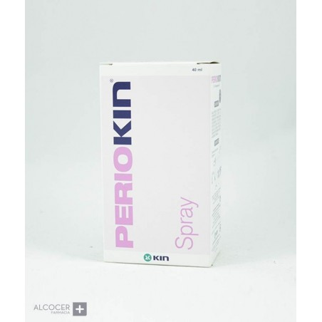 PERIO KIN SPRAY CLORHEXIDINA 0.20% 40 ML