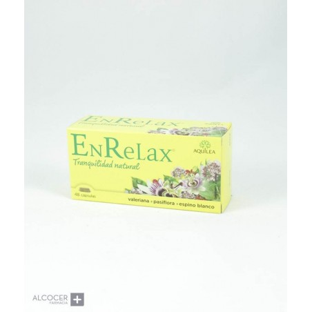 AQUILEA ENRELAX 48 CAPSULAS (NP+)