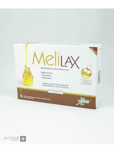 ABOCA MELILAX MICROENEMAS 10 G 6 UNIDADES