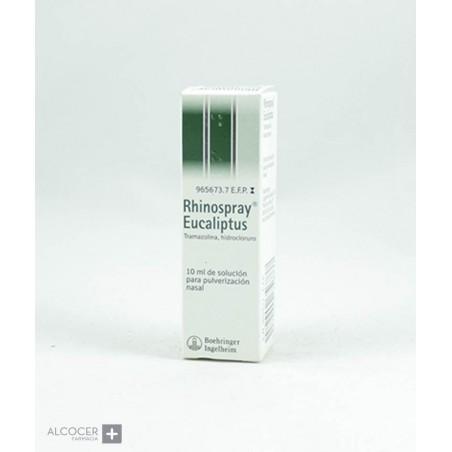 RHINOSPRAY EUCALIPTUS 1.18 MG/ML NEBULIZADOR NAS