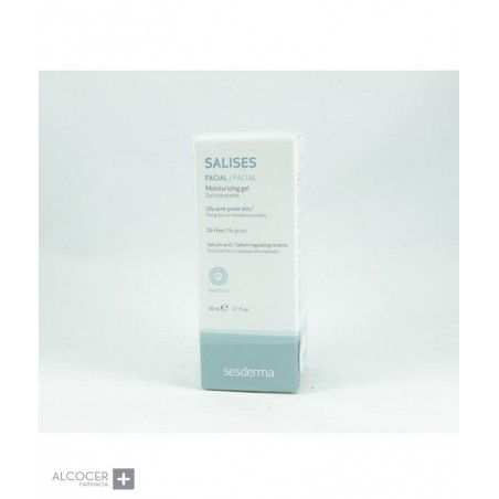 SESDERMA SALISES GEL 50 ML