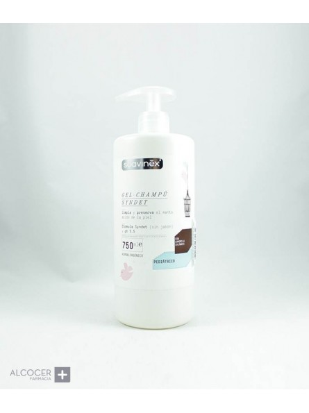 SUAVINEX GEL-CHAMPU SYNDET 750 ML