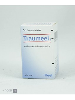 HEEL TRAUMEEL S 50 COMPRIMIDOS