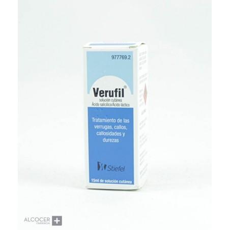 VERUFIL COLODION 1 FRASCO 15 ml