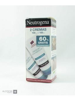 NEUTROGENA PIES CREMA 2 X 100 ML NP+