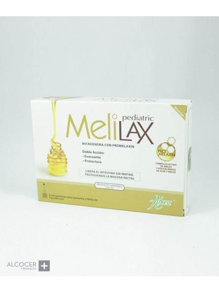 ABOCA MELILAX PEDIATRIC MICROENEMAS 5 G 6 UN