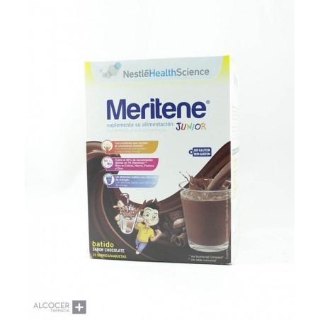 MERITENE BATIDOS JUNIOR CHOCOLATE 15 SOBRES