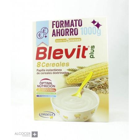 BLEVIT PLUS 8 CEREALES 1000 GRAMOS