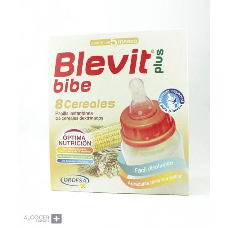 BLEVIT PLUS BIBERON 8 CEREALES 600 GR
