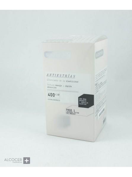 SUAVINEX ANTIESTRIAS CREMA 400 ML