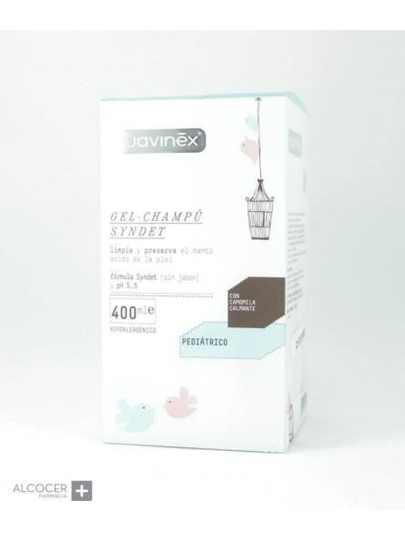 SUAVINEX GEL-CHAMPU SYNDET 500 ML