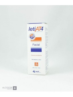 LETI AT4 FACIAL CREMA SPF 20 50ML