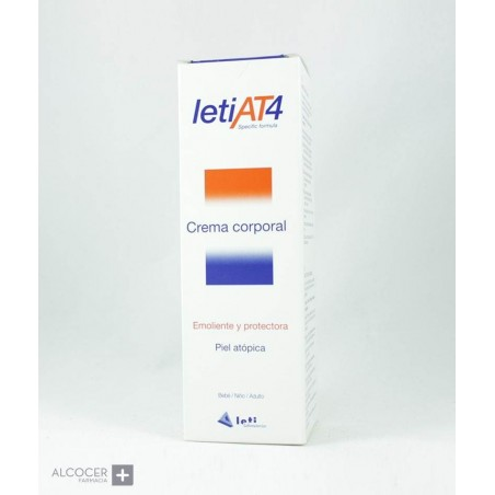 LETI AT4 CORPORAL CREMA 200 ML