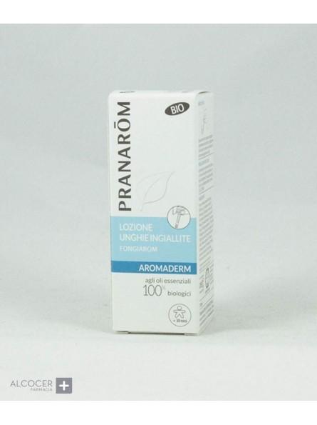 PRANAROM LOCION UÑAS AMARILLAS 10 ML