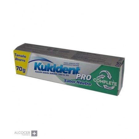 KUKIDENT PRO COMPLETE SABOR NEUTRO 70 G