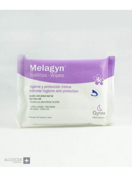 MELAGYN TOALLITAS 15 U