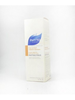 PHYTO PHYTOCITRUS CHAMPU LUMIN Y COLOR 200 ML