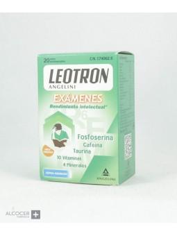 LEOTRON EXAMENES 20 SOBRES BUCODISPERSABLES