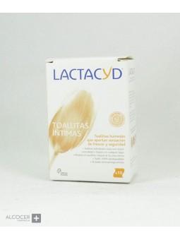 LACTACYD INTIMO TOALLITAS 10UN