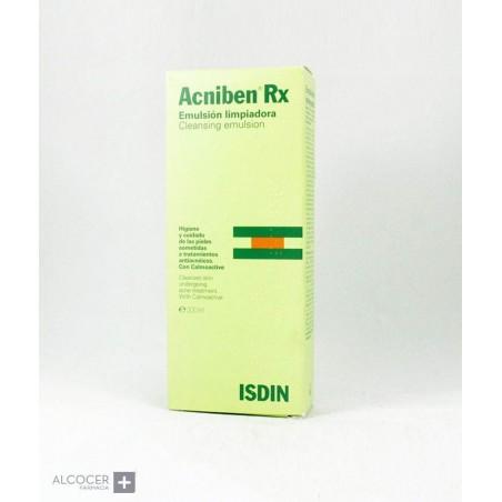 ACNIBEN RX EMULSION LIMPIADORA 200 ML(NP+)