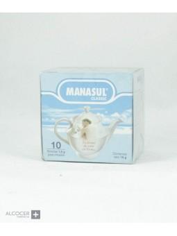 MANASUL CLASSIC 10 BOLSITAS PARA INFUSION