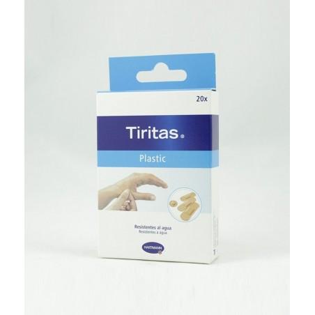 TIRITAS PLASTIC SURTIDO 20 UNIDADES