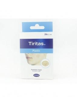 TIRITAS PLASTIC REDONDAS 22 MM 20 U