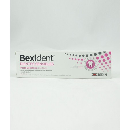 BEXIDENT DIENTES SENSIBLES PASTA 75ML