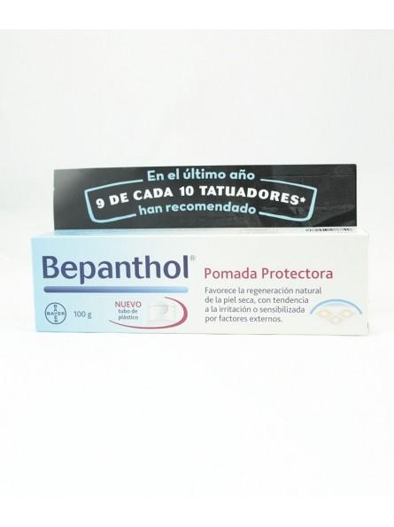 BEPANTHOL POMADA PROTECCION TATUAJES 100 GR